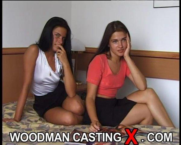 Скачать Порно Видео Belle Claire на порно кастинге у Вудмана