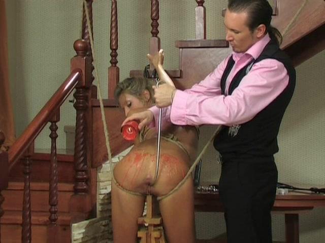 Порно с рабынями жесткое