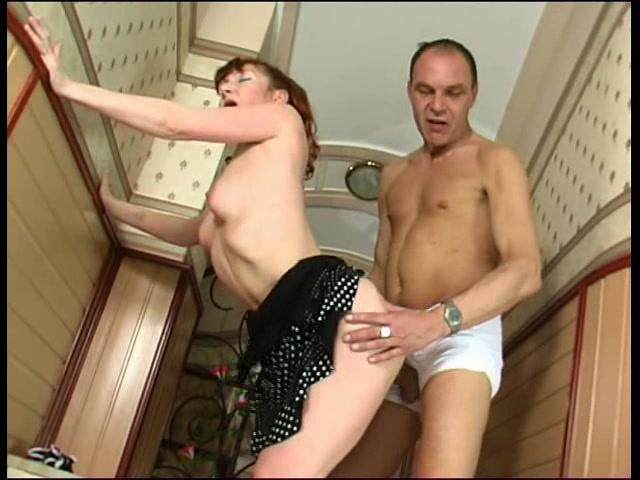 Секс на курилке