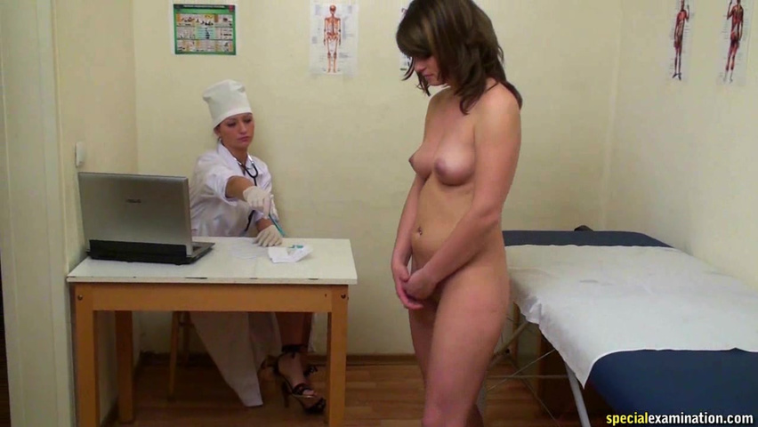 Женщины на осмотре голые #5