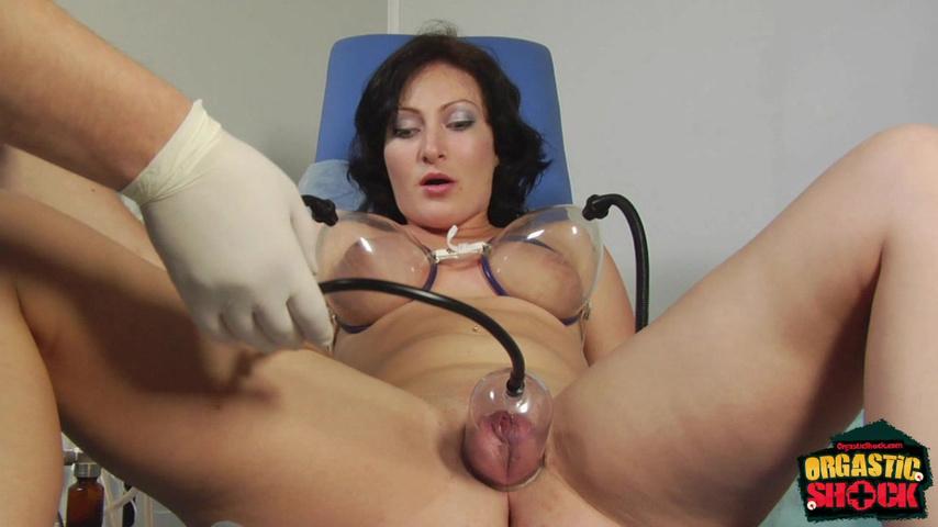 Порно онлайн с женскими помпами