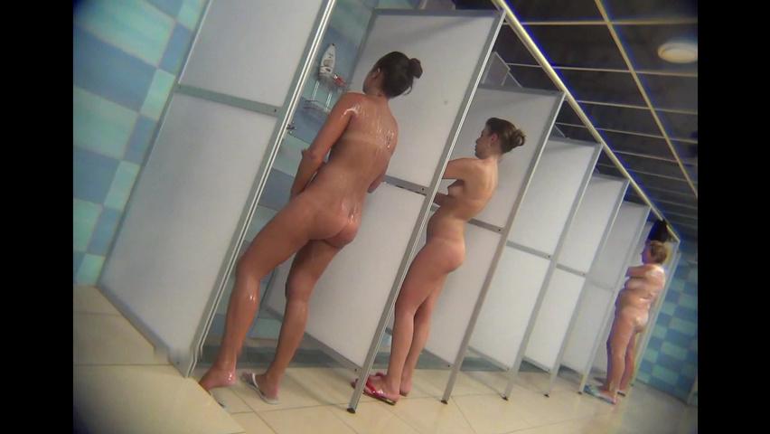 Видеокамера в женском душе порно — 6