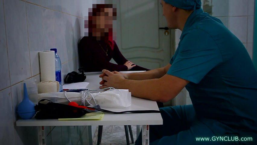Гинеколог осмотр секс видео уже