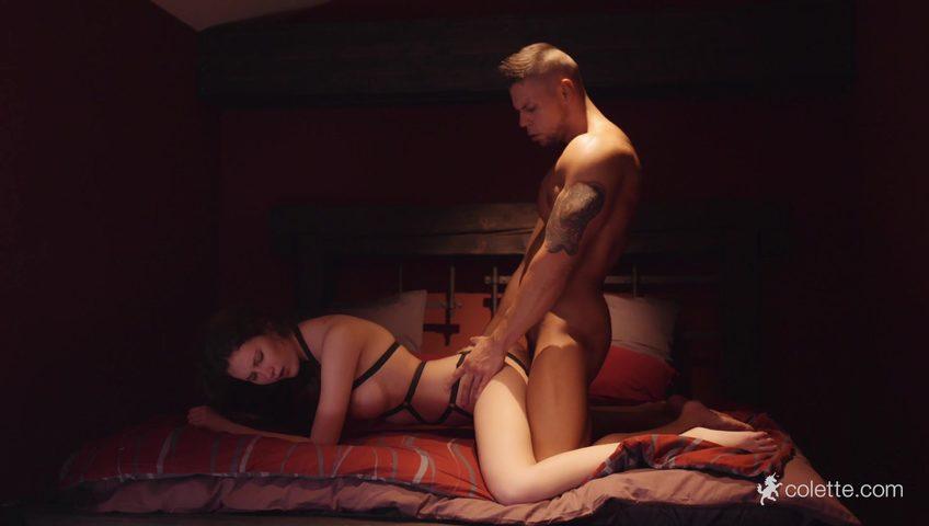 Видео привела связывания для секса