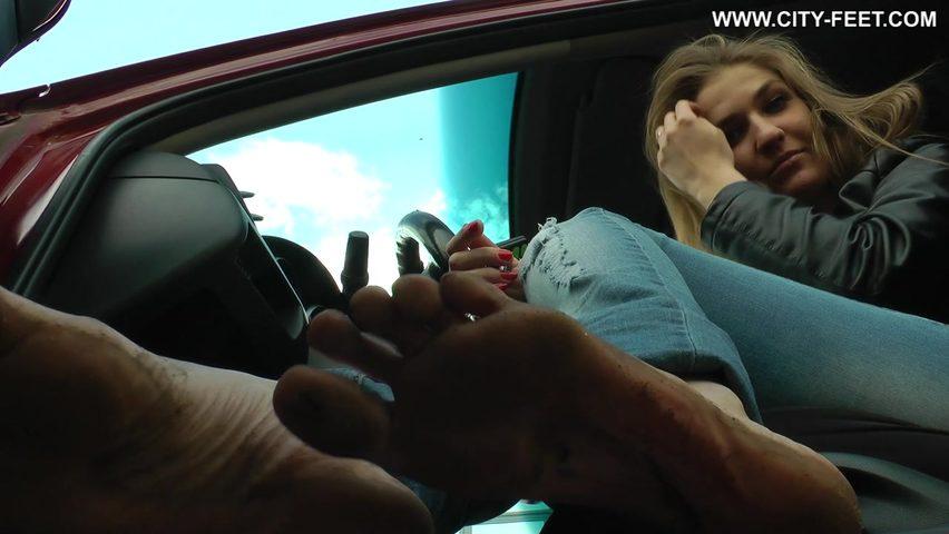 Порно онлайн hd с машиной