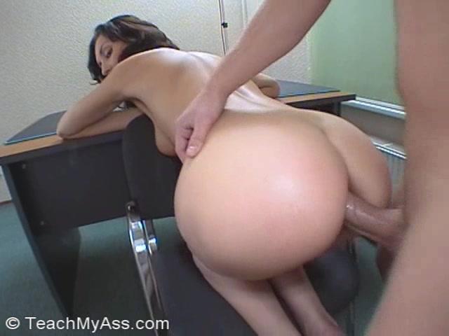 Обучение анальному сексу русское порно
