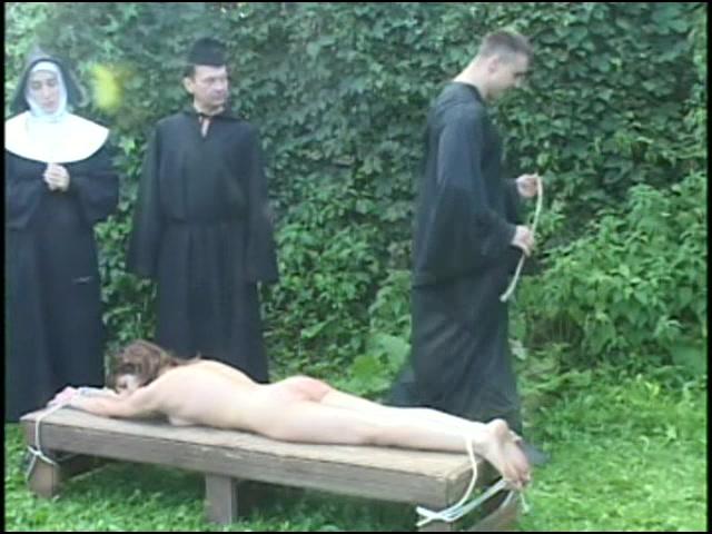 Русское порно с монахами