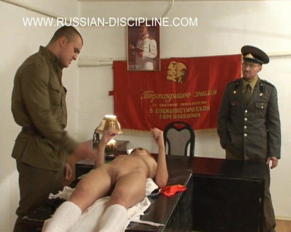 Наказали девку порно