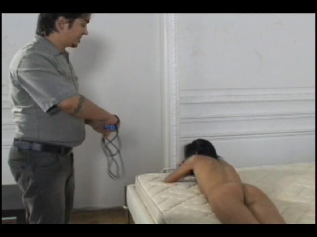 Порно воск с розгами — 2