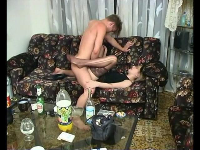 Пьяные мужики русское порно