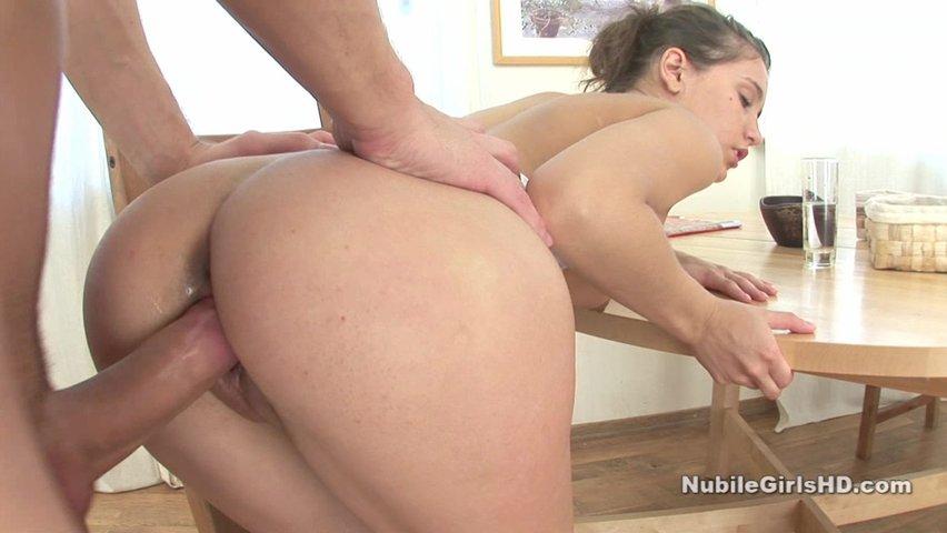 Порно ролики жесткие утренний секс