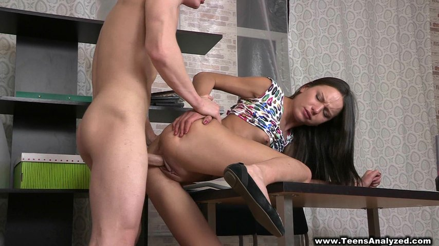 Русское порно видео анальная оргия
