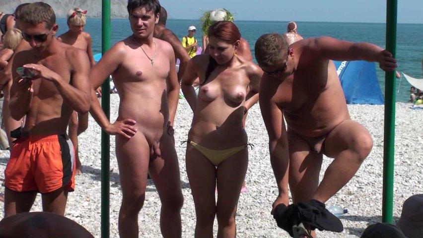 Русское порно онлайн нудиские пляжи