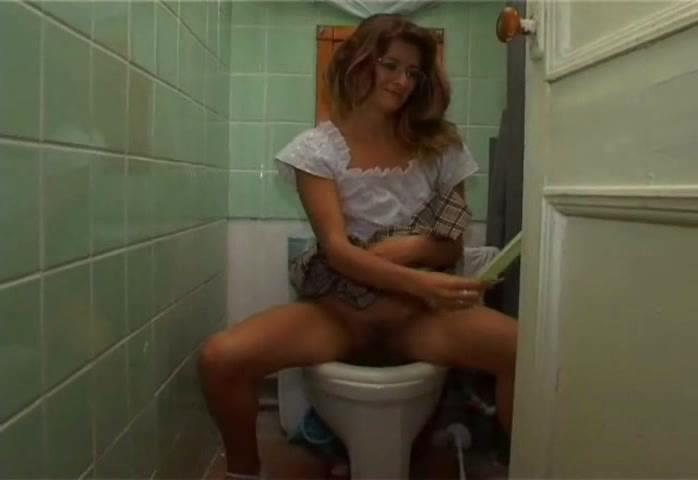 Необычные туалеты секс видео